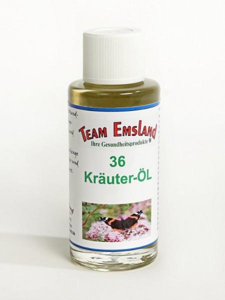 36 Kräuter Öl